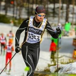 Skiing 90 km - Alexander Olander (5553)