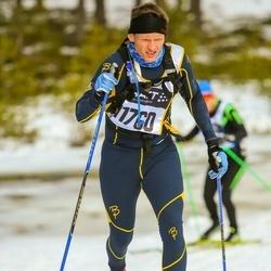 Skiing 90 km - Audun Wangensteen (11760)