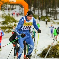 Skiing 90 km - Anders Strömnes (3258)