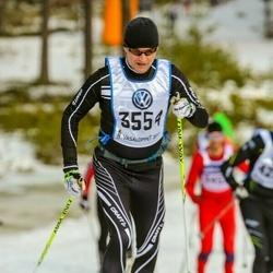 Skiing 90 km - Ari Kaivolainen (3554)