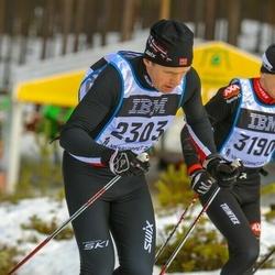 Skiing 90 km - Einar Håland (2303)