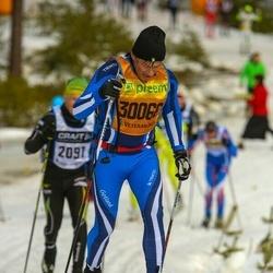 Skiing 90 km - Christer Liljegren (30066)