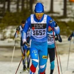 Skiing 90 km - Anders Ottosson (3652)
