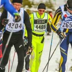 Skiing 90 km - Ales Berce (4488)