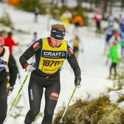 Skiing 90 km - Elin Möllerström (18700)
