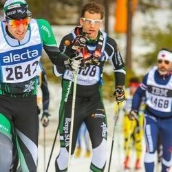 Skiing 90 km - Anders Richardsson (2642)