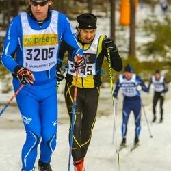 Skiing 90 km - Arne Nordli (3645)