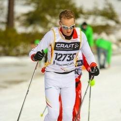 Skiing 90 km - Christian Sundewall (12736)