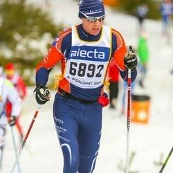 Skiing 90 km - Henrik Einarsson (6892)