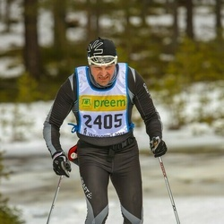 Skiing 90 km - Charlie Isaksson (2405)