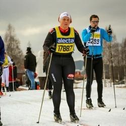 Skiing 90 km - Eleonor Hedlund (17887)