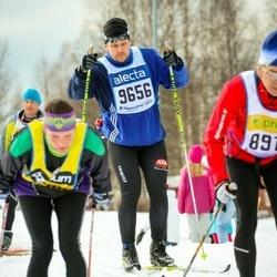 Skiing 90 km - Andreas Bergström (9656)