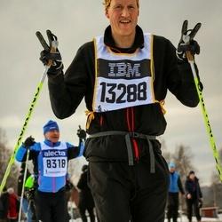 Skiing 90 km - Mats Rosen (13288)