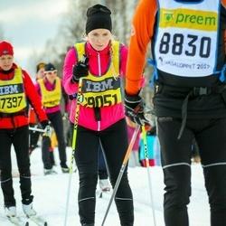Skiing 90 km - Jenny Strandén (19051)