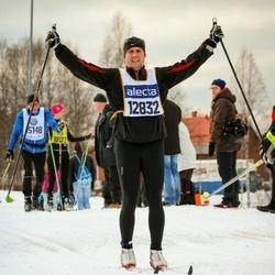 Skiing 90 km - Anders Frånberg (12832)
