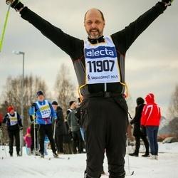 Skiing 90 km - Per Höglin (11907)