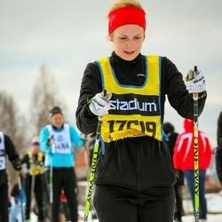 Skiing 90 km - Jannike Sondal (17619)