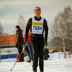 Skiing 90 km - Christer Frennfelt (7604)