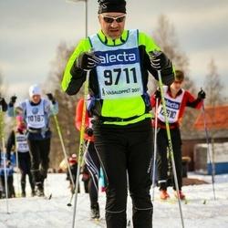 Skiing 90 km - Anders Hedin (9711)