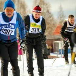 Skiing 90 km - Börje Åkesson (9301)