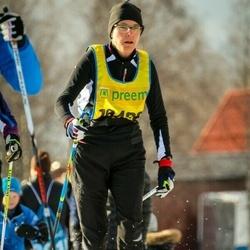 Skiing 90 km - Christine Tresch (18428)
