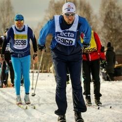 Skiing 90 km - Björn Sellgren (15968)