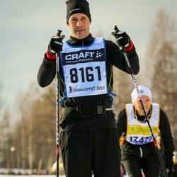Skiing 90 km - Anders Larsson (8161)