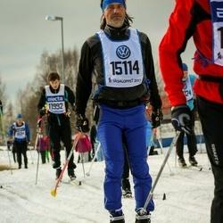 Skiing 90 km - Eduard Petiska (15114)