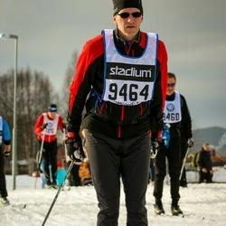 Skiing 90 km - Göran Deltin (9464)