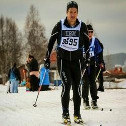 Skiing 90 km - Anders Olofsson (8695)