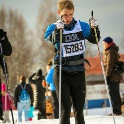 Skiing 90 km - Christian Jensen-Gaard (15283)