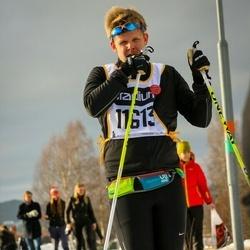 Skiing 90 km - Anders Hammas (11613)