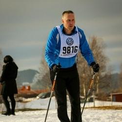 Skiing 90 km - Dennis Leino (9816)
