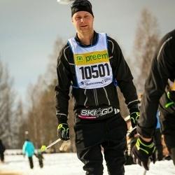 Skiing 90 km - Anders Björklund (10501)