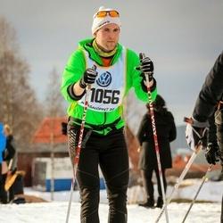 Skiing 90 km - Arvid Haugland (11056)