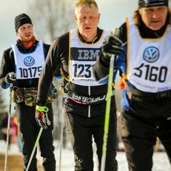 Skiing 90 km - Arne Sjölin (12316)