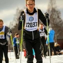 Skiing 90 km - Christian Sällström (12033)