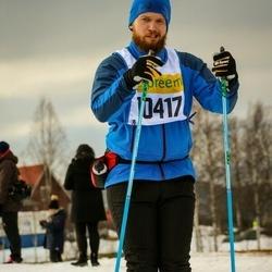 Skiing 90 km - Anders Arodén Jonsson (10417)