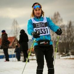 Skiing 90 km - Christer Stenmark (10331)