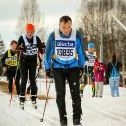 Skiing 90 km - Henrik Lawaetz (13835)