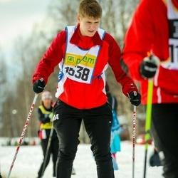 Skiing 90 km - Henrik Apitzsch (15538)