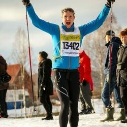 Skiing 90 km - Joakim Olsson (13402)
