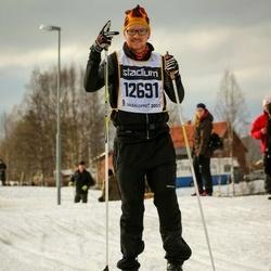 Skiing 90 km - Anton Gyllensvaan (12691)