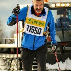 Skiing 90 km - Christian Holmberg (11550)