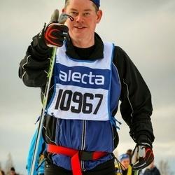 Skiing 90 km - Fredrik Blomqvist (10967)