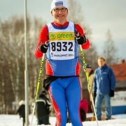 Skiing 90 km - Magnus Rydhult (8932)