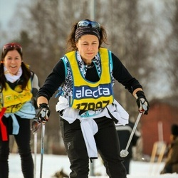 Skiing 90 km - Camilla Laiborn Reijs (17897)