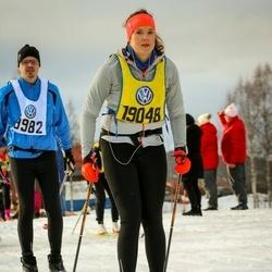 Skiing 90 km - Elina Koivisto (19048)