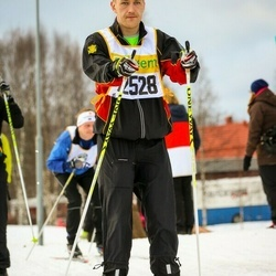 Skiing 90 km - Dennis Johansson (12528)