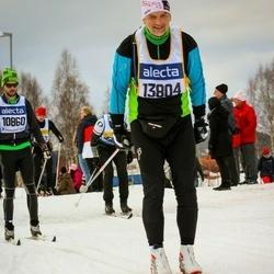 Skiing 90 km - Jan-Erik Skaug (13804)